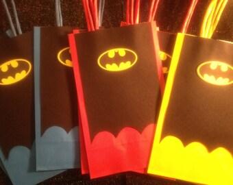 Batman Super Hero Goody Bags