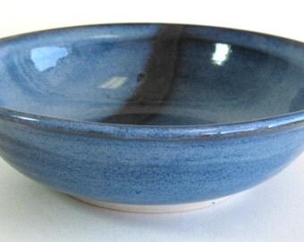 Vegetable Serving Bowl - Pacifica Blue Glaze