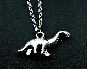 Bob the Brontosaurus Necklace