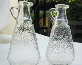 LOT of 2 Antique Bottles (Set243)