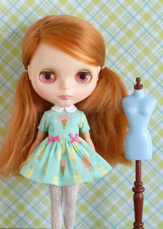 Dress No. 552 for Blythe Doll
