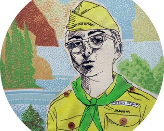 Sam Shakusky (Moonrise Kingdom)
