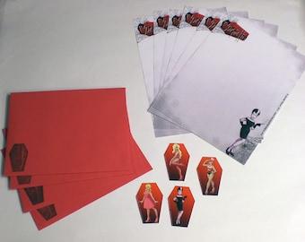 Stationary - Corpsettes stationary kit 2011