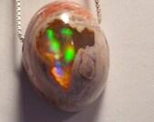 Mexican Cantera Opal Pendant .........                    287