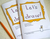 Let's Draw: Printable Book for Kids
