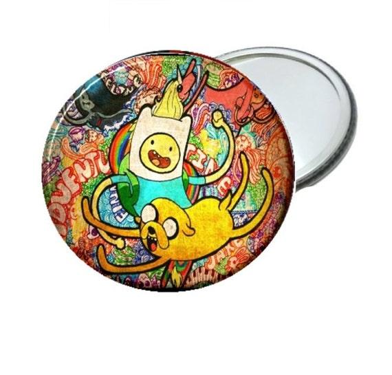 "Mirror - Adventure Time Art image 2.25"""