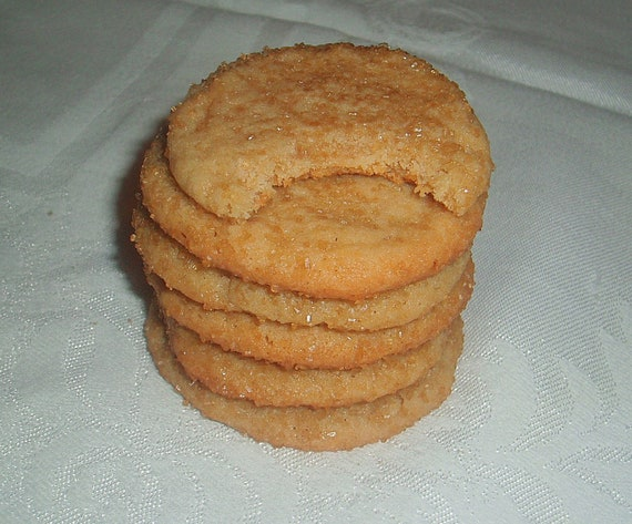 Dozen Chewy Maple Cookies