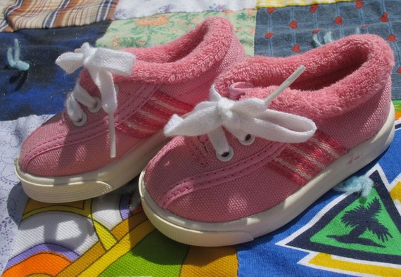 80s Baby Tennis Shoes