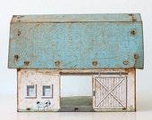 Vintage Toy Barn