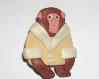 IKEA Monkey pin - Darwin