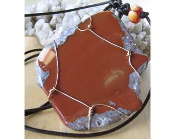 Bruneau Jasper - Idaho Own Precious Stone