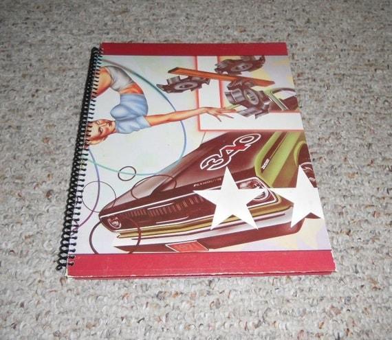 "The Cars ""Heartbeat City"" Original Record Album Cover Photo Album"