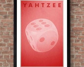 Yahtzee print