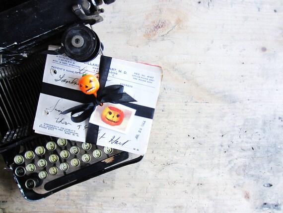 Spooky Vintage Halloween Bundle of Potions
