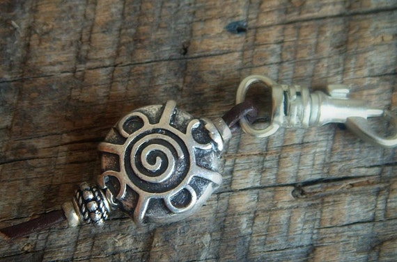 RESERVED-Aztec Pendant Add a Charm