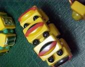 Bakelite Bracelet Jan Carlin Original Design Bakelite Mah Jongg Reverso Bracelet Wear it out side in or inside out