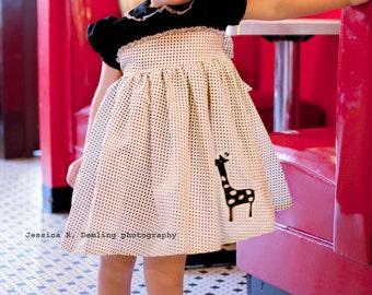 SALE!!Retro 1950s  Pretty Party Dress children girls toddler
