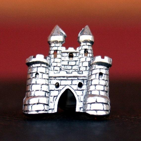 Tie Tack - Castle