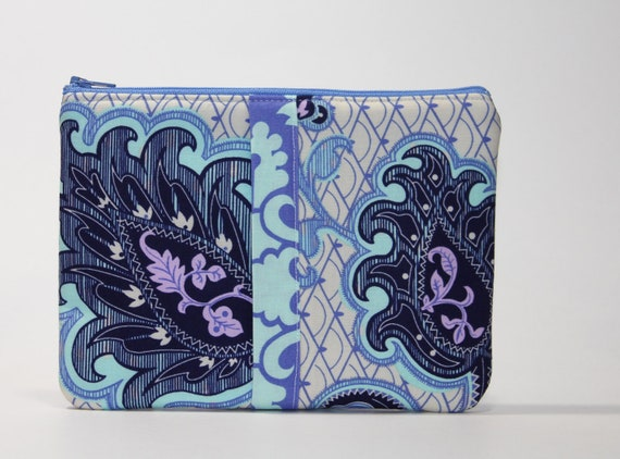SALE   Kindle / Kindle Touch Sleeve - Small - Padded eReader Case - Arabesque