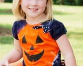 Toddler Halloween Costume Tutu Rag Style