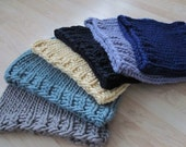 Reserved for Desideratum: Milla hand-knit chunky cowl - PICK YOUR COLOR