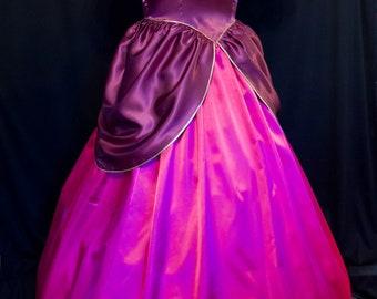 ANASTASIA Cinderella's STEPSISTER Adult Costume Gown