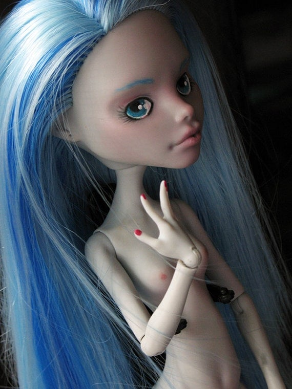 Reserved for Rayna - OOAK Monster High Ghoulia