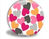 Buy 3 Get The 4th Free - Pocket Mirror - HEARTS