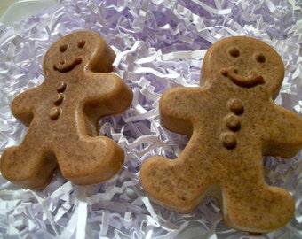One Dozen Gingersnap Cookie Soaps