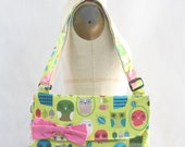 Messenger Bag Bright Owls Cross Body Bag Purse