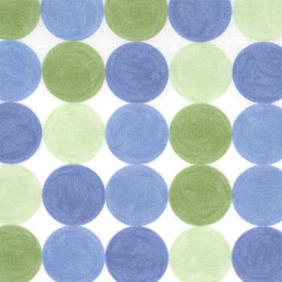 "sale 35"" Dots Moda Fabric"