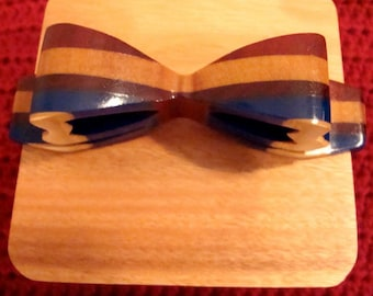 Wrapped Up In A Bow Handmade Keepsake or Jewelry Gift Box/Gifts Under 50
