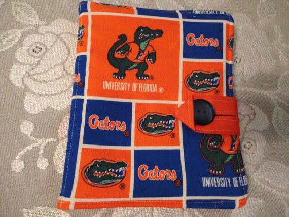"""Sony 300 Pocket Edition """"Gators"""" Ereader Cover with Pockets"""
