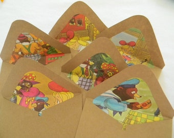 Goldilocks and the Three Bears stationery