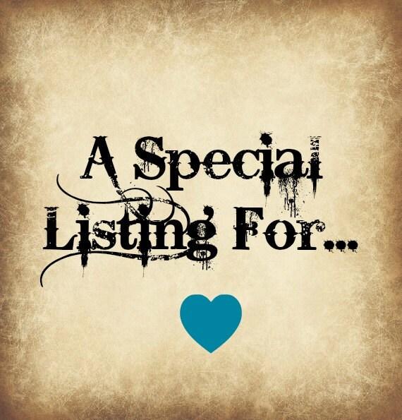 A Special Listing For Maryanncastellanos