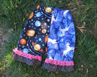 magical unicorn solar system bloomers