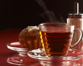 Tea English Breakfast Black Loose Leaf Hand Blended Tea 4 ounces