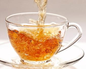 Tea Teabags 50 Citrus White Hand Blended low caffeine tea in teabags