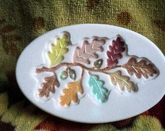 Soap - Colorful Leaf Soap