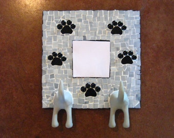 Mosaic Mirror for your Pet