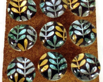 Push Pins  Cork Board Pins  Thumb Tacks in  Harvest  (P48)