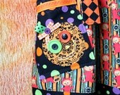 Pocket Detail Option for Knot Dresses and Twirl Skirts  -- Halloween