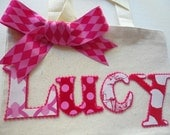 Small Name Tote