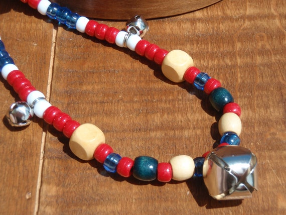 Rhythm Beads Equestrian Jewelry - Show your American Pride with the Red, White & Blue SALE