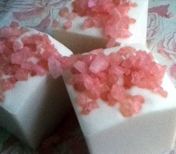 Wake That Ass Up Detoxifying Salt Bar-Slightly Irregular