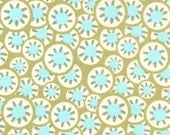 Kalidoscope Dots/Olive by Amy Buter - Daisy Chain Collection - One Half Yard