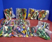 10 Packages of Embroidery Thread - Assorted colors and Styles