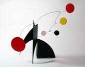 Modern Art Stabile - Desktop Mobile - Mid Century Classic