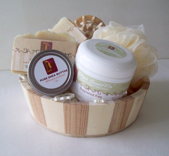 Fathers Day Gift, Soap Gift Set, Unscented Soap, Gift Set, Sensitive skincare,  Shea Body Butter, Oatmeal soap, Honey soap
