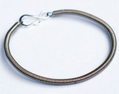 Bass Guitar String Bracelet, Featured in Elle Magazine March 2014, Gift for Bass Player